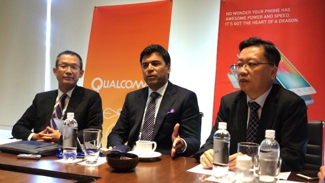 Qualcomm, 4G, Điện thoại cơ bản