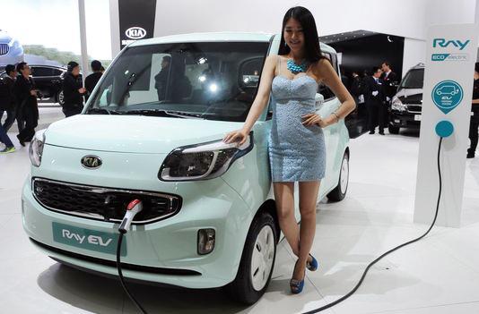 Ô tô điện, xe điện, xe điện Tesla, xe chạy xăng,