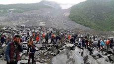 7 người Việt Nam tử vong do sạt lở đất ở Trung Quốc
