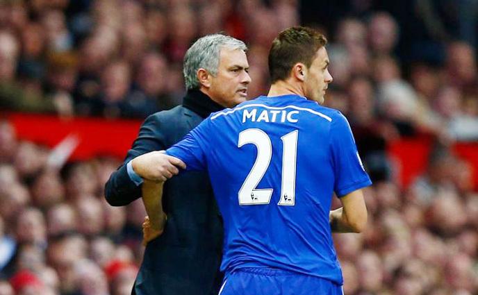 MU tóm gọn Matic 40 triệu bảng, Barkley làm 'đệ tử' Mourinho