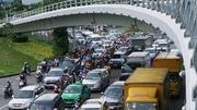 Cửa ngõ Tân Sơn Nhất lại rối loạn vì sự cố giao thông