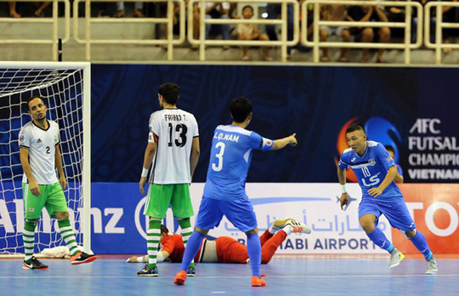 Futsal, Thái Sơn Nam, Futsal các CLB châu Á 2017