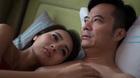 Linh Chi ngượng ngùng vì cảnh nóng với Phan Anh