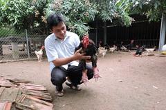 'Vua gà' Đông Tảo hé lộ bí quyết hốt gọn 3,5 tỷ đồng/năm