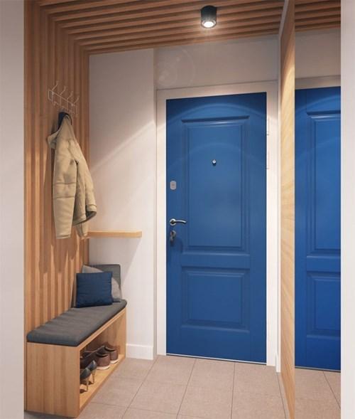 căn hộ nhỏ, phong thủy nhà ở, thiết kế nhà