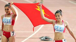 """Điền kinh Việt Nam """"săn vàng"""" SEA Games: Gọi tên chân dài, hotgirl"""