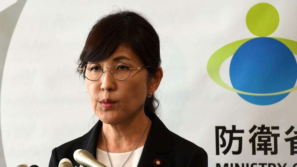 Nhật Bản, bộ trưởng quốc phòng, từ chức