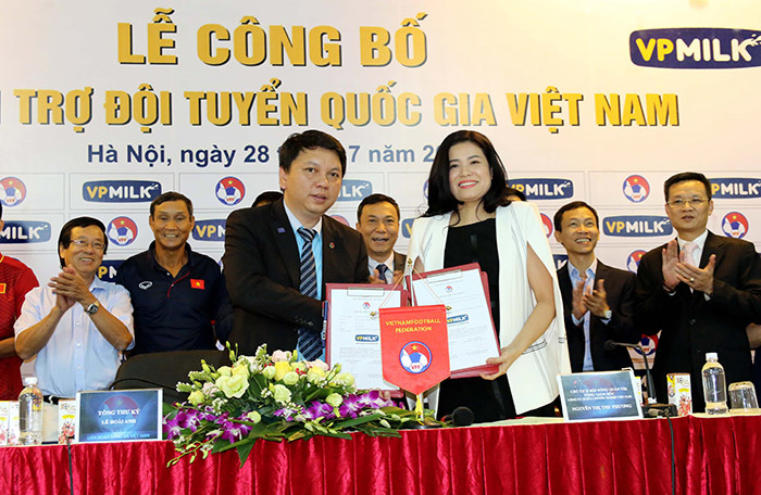 U22 Việt Nam nhận doping tài trợ trước SEA Games