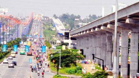 TP.HCM nợ 500 tỷ nhà thầu tuyến metro số 1