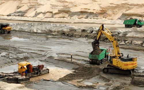 mỏ sắt thạch khê,khoáng sản,công nghiệp,hà tĩnh