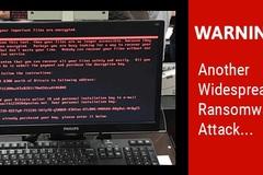Nạn nhân  Ransomware mất 25 triệu USD cho giới hacker