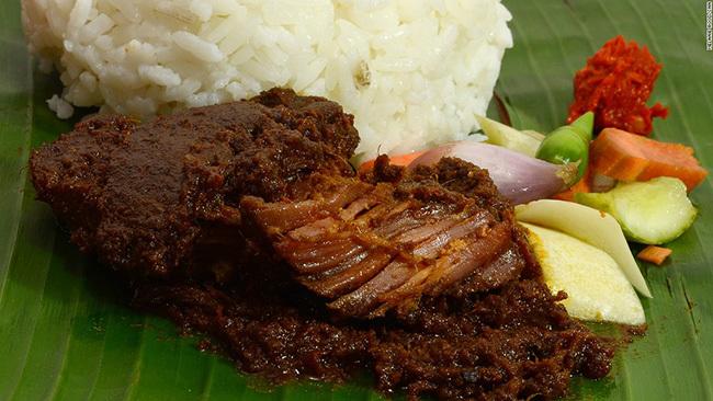Những món đặc sản ngon khó cưỡng của Indonesia