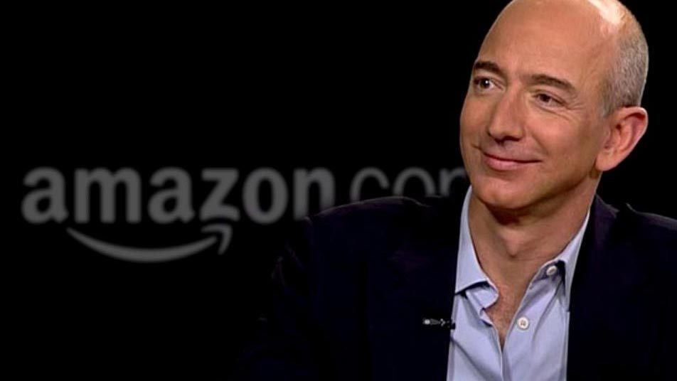 Amazon, tỉ phú Jeff Bezos, Bill Gates
