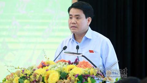Cán bộ hợp đồng Hiếu làm bộ phận 1 cửa phường Văn Miếu là sai