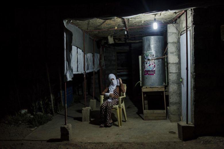 Nô lệ tình dục IS 'thân tàn ma dại' sau khi được giải thoát