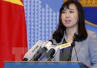 'Hoạt động dầu khí diễn ra tại khu vực biển thuộc quyền chủ quyền VN'