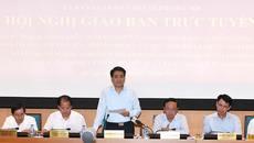 Chủ tịch HN: Người dân nói rất nhiều về tác phong của cán bộ