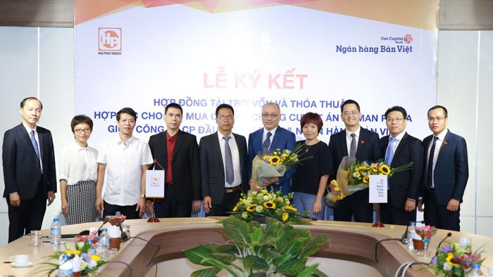 Dự án Roman Plaza được ngân hàng Bản Việt bảo lãnh