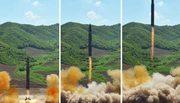 'Tên lửa liên lục địa thứ hai của Triều Tiên bay gần 1.000km'