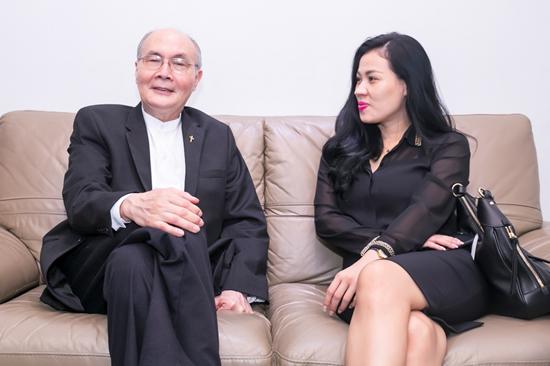 Thanh Lan tái ngộ Bằng Kiều trong đêm nhạc Vũ Thành An