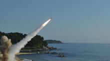 Mỹ-Hàn tập trận sau vụ Triều Tiên phóng tên lửa