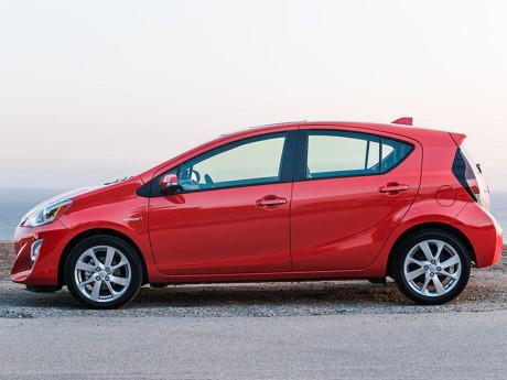 Những mẫu xe cỡ nhỏ giữ giá nhất khi bán lại