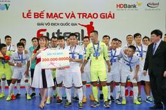 HDBank: khát vọng đưa thể thao Việt 'ra biển lớn'