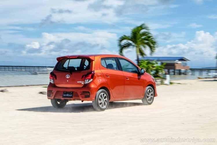 Toyota Wigo 'siêu rẻ' sắp về Việt Nam đấu Hyundai i10