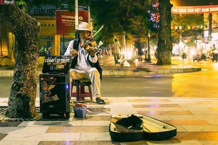 Tiếng vĩ cầm đã tắt trên đường phố Hải Phòng