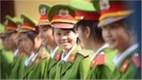 Công bố điểm chuẩn vào các trường công an nhân dân năm 2017