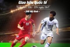 Link xem trực tiếp U22 Việt Nam vs ĐT ngôi sao K-League