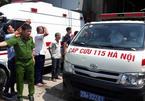 Cháy lớn ở khu xưởng huyện Hoài Đức, 8 người tử vong