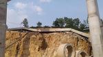 Sập dầm cầu cao tốc Hạ Long - Vân Đồn: Tạm dừng thi công
