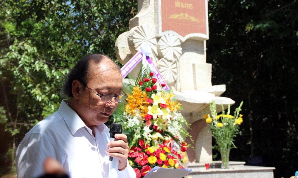Ban Tuyên giáo TƯ thăm khu di tích ngành Tuyên giáo