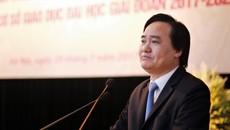 """Bộ trưởng Phùng Xuân Nhạ: """"Cần xây dựng văn hóa nghiên cứu trong trường đại học"""""""
