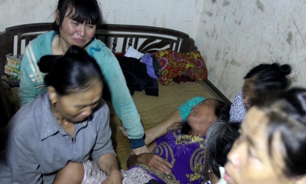 Vợ trẻ kể cuộc gọi cuối trước khi chồng tử nạn vụ nổ khí gas