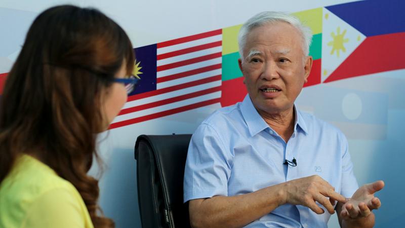 50 năm ASEAN, các nước Đông Nam Á, 50 năm ASEAN, cộng đồng ASEAN, Phó Thủ tướng Vũ Khoan