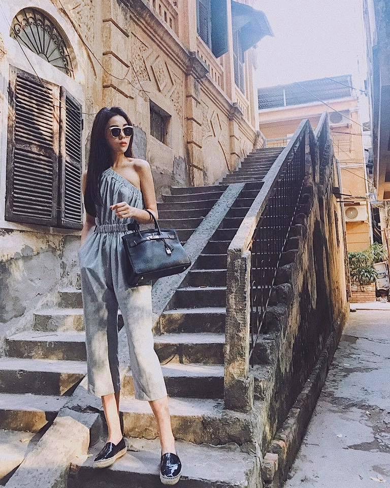 Street style, Hoàng Thùy, Hồ Ngọc Hà, Ngọc Trinh