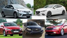 Giảm 200 triệu/chiếc, 'cuộc chiến' giá ô tô thêm kịch tính