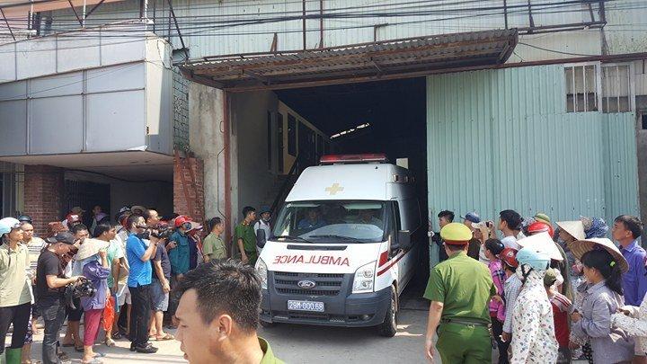 Gia cảnh éo le của chủ xưởng bánh kẹo vụ cháy 8 người chết