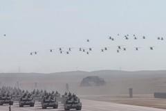 Trung Quốc diễu binh kỉ niệm 90 năm thành lập quân đội