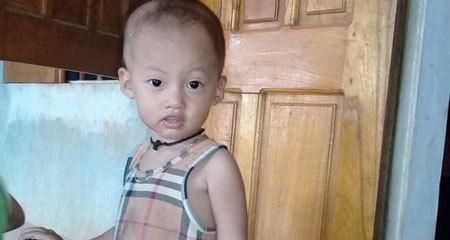 Bé trai hơn 2 tuổi mất tích bí ẩn