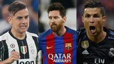 Ronaldo và Messi giành Dybala, Pep tậu hàng MU