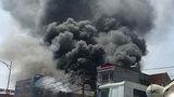 Hà Nội: Cháy xưởng bánh kẹo 8 người tử vong