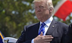 Tổng thống Mỹ bày tỏ thất vọng về Trung Quốc