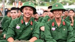 Công bố điểm chuẩn của 18 trường quân đội