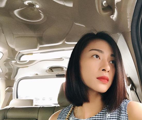 Angela Phương Trinh bị thương khi quay phim
