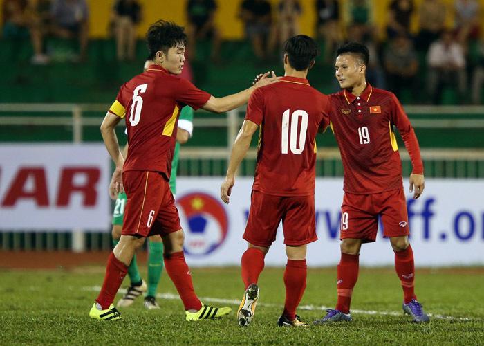 HLV Hữu Thắng, U22 Việt Nam, Công Phượng, Văn Toàn