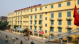 Điểm chuẩn dự kiến ĐH Khoa học xã hội và Nhân văn Hà Nội