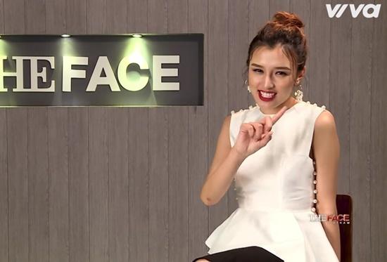 The Face Việt Nam,Gương mặt thương hiệu,The Face
